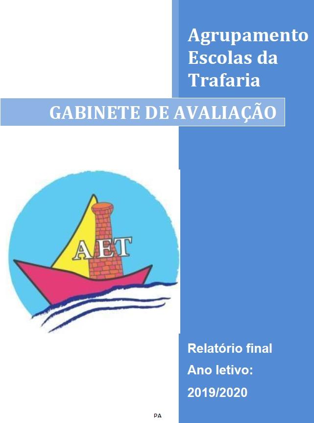Gabinete de Avaliação – Relatório Final – 2019-2020